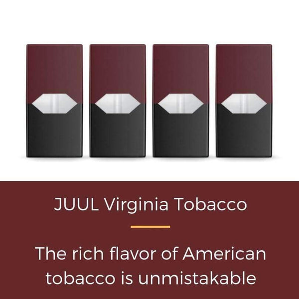 juul labs virginia tobacco 3 percent autopods