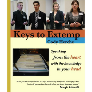 Keys to Extemp