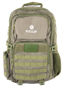 RigUp High Sierra Tactical Backpack