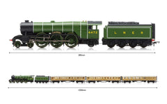 Hornby Flying Scotsman Train Set 2012 Ed R1167