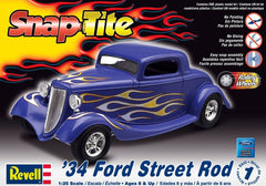 REVELL 34 FORD STREET ROD - 1943