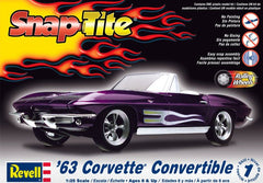 REVELL 63 CORVETTE CONVERTIBLE - 1934