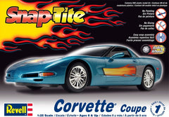 REVELL CORVETTE COUPE - 1936