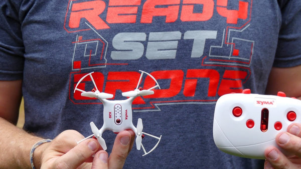SYMA Mini Quadcopter X20 RTF - SYM-X20