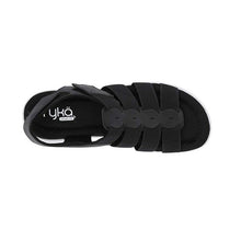 Load image into Gallery viewer, Ryka Aloha Black Sports Sandal - Women