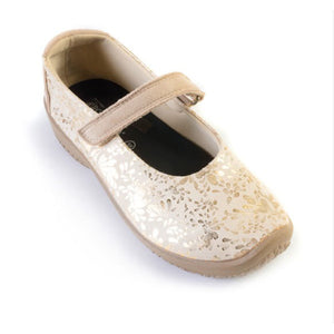 A'rcopedico L45 Mary Jane, Beige Barbara