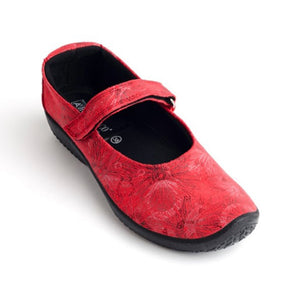 A'rcopedico L45 Mary Jane, Red