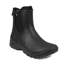 Load image into Gallery viewer, Bogs Sauvie Slip on Garden Boot - Women, Black