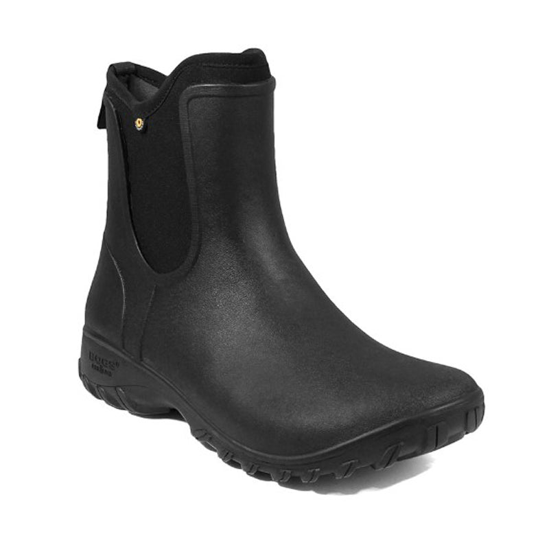 Bogs Sauvie Slip on Garden Boot - Women, Black