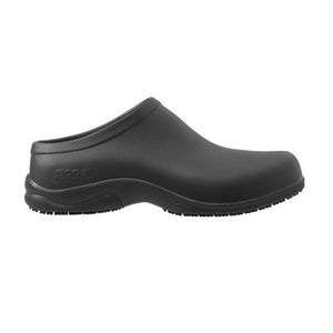 Bogs Stewart Service Clogs - Men's, Black