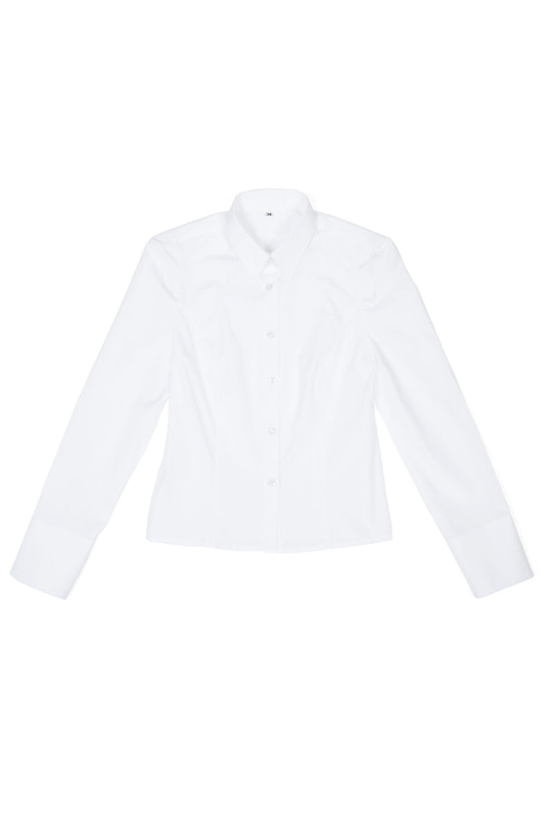 Samson Shirt - White