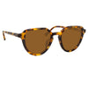 Dries Van Noten 184 C2 Oval Sunglasses