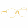 Linda Farrow 1008 C1 Cat Eye Optical Frame