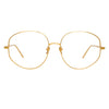 Linda Farrow 750 C1 Oversized Optical Frame