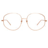 Linda Farrow 750 C3 Oversized Optical Frame