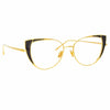 Linda Farrow 855 C11 Cat Eye Optical Frame