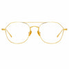 Linda Farrow 977 C8 Square Optical Frame