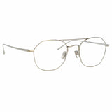 Linda Farrow 977 C9 Square Optical Frame