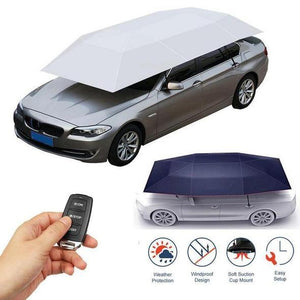 FULLY AUTOMATIC PORTABLE UMBRELLA CAR ROOF COVER