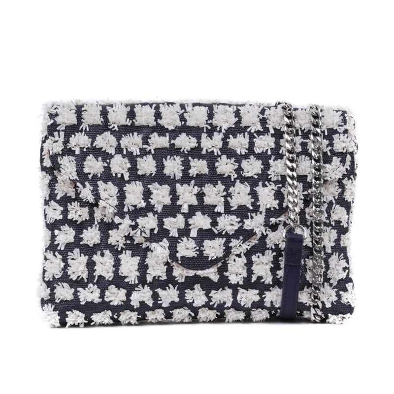 EMMA - Blue Envelope Fold Clutch - SOLD OUT - Aura & Fleur