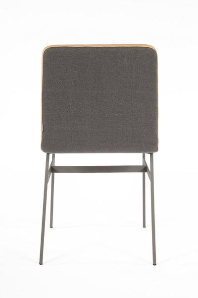 The Porter Dining Chair [FSC002DGREY] 3