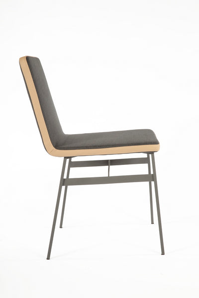 The Porter Dining Chair [FSC002DGREY] 6
