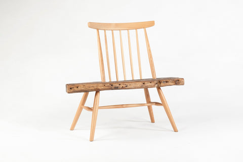The Harrison Small Bench [FYC231NATURALA]