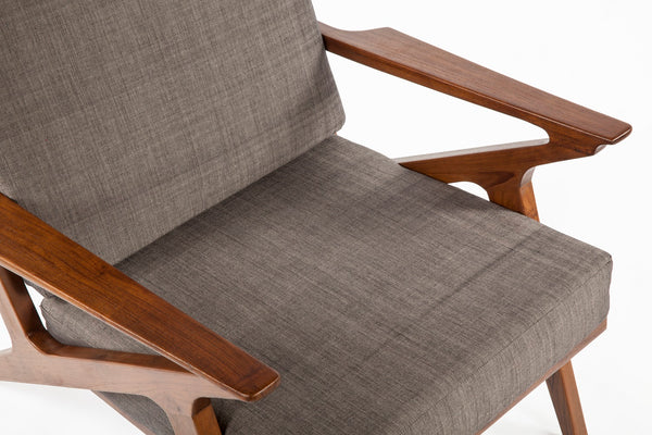 The Tamholt Lounge Chair [FL1310GREY] 4