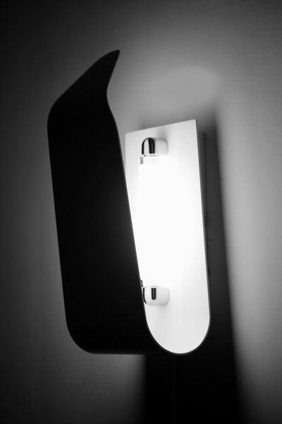 The Terzani wall Sconce [LS859WWHT] 1
