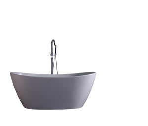 Controlbrand True Solid Surface Soaking Tub - Harmony [BW9056MW]