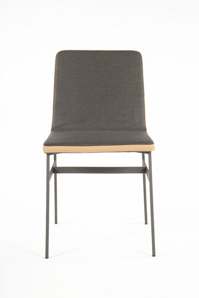 The Porter Dining Chair [FSC002DGREY] 2