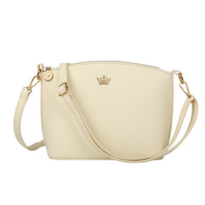 Imperial crown candy color handbags - Lellasbags