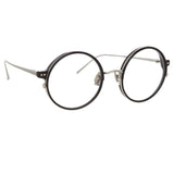 Linda Farrow 801 C12 Round Optical Frame