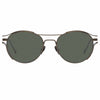 Linda Farrow 944 C6 Oval Sunglasses