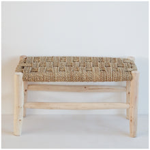 Load image into Gallery viewer, COMING BACK SOON /// MIKANU BRAIDED BENCH - YANIS