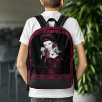 Gothic Rose Fantasy Art Backpack