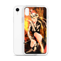 Demoness Fantasy Occult Art iPhone Case
