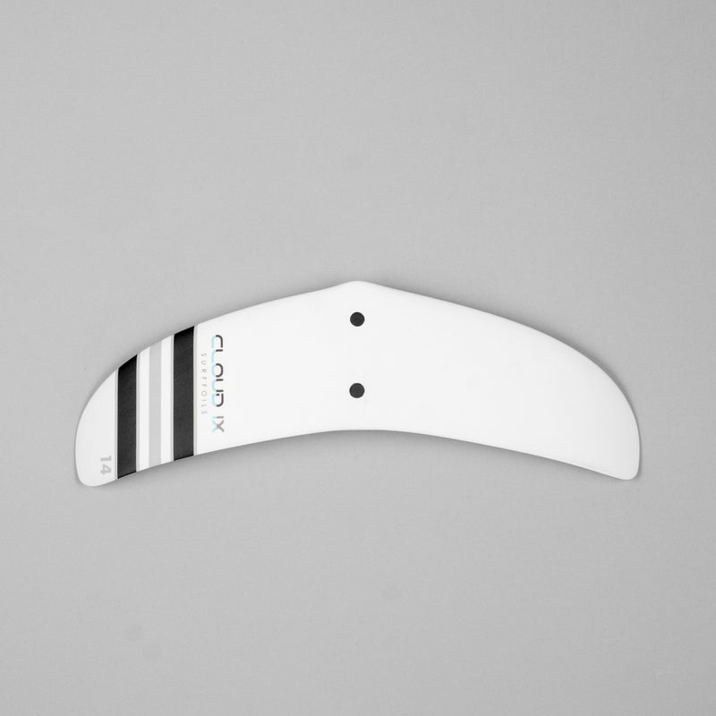 Cloud 9 X14 Hybrid tail hydrofoil wing