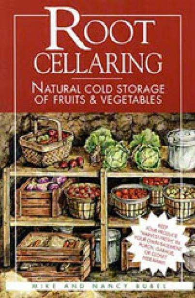 Books: Root Cellaring