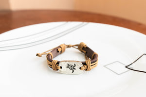 Save The Sea Turtle Bracelet