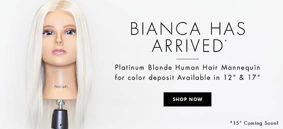 Bianca our pre-lifted platinum blonde is here; Limited run!