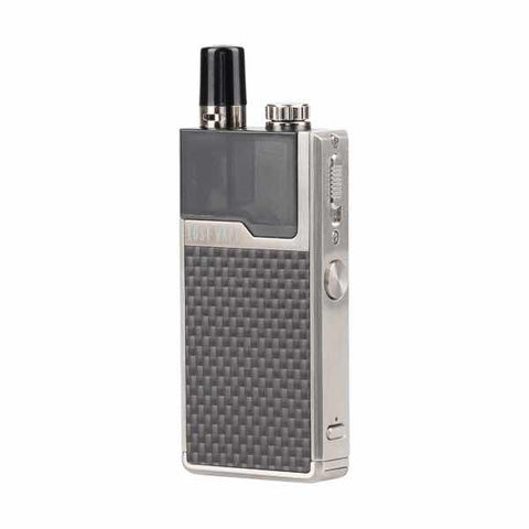 Lost Vape Orion DNA AIO Pod Kit - Silver/Carbon