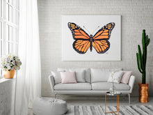 Load image into Gallery viewer, Monarch Butterfly Painting by Alexandra Nicole