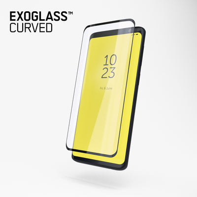 Exoglass™ Curved | Nokia 8.1 Plus