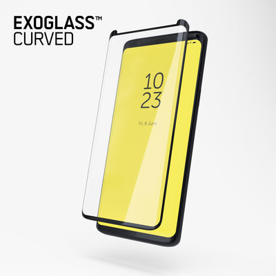 Exoglass™ Curved | Samsung Galaxy S8+