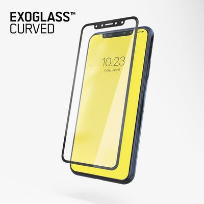 Exoglass™ Curved | iPhone Xs Max
