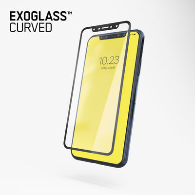 Exoglass™ Curved | iPhone Xr