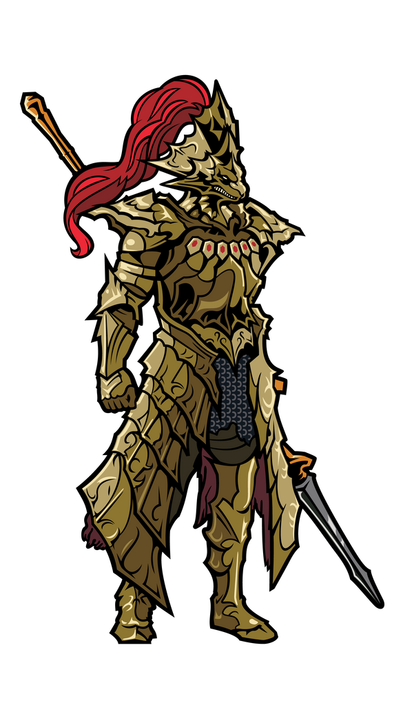Dragonslayer Ornstein (#143)