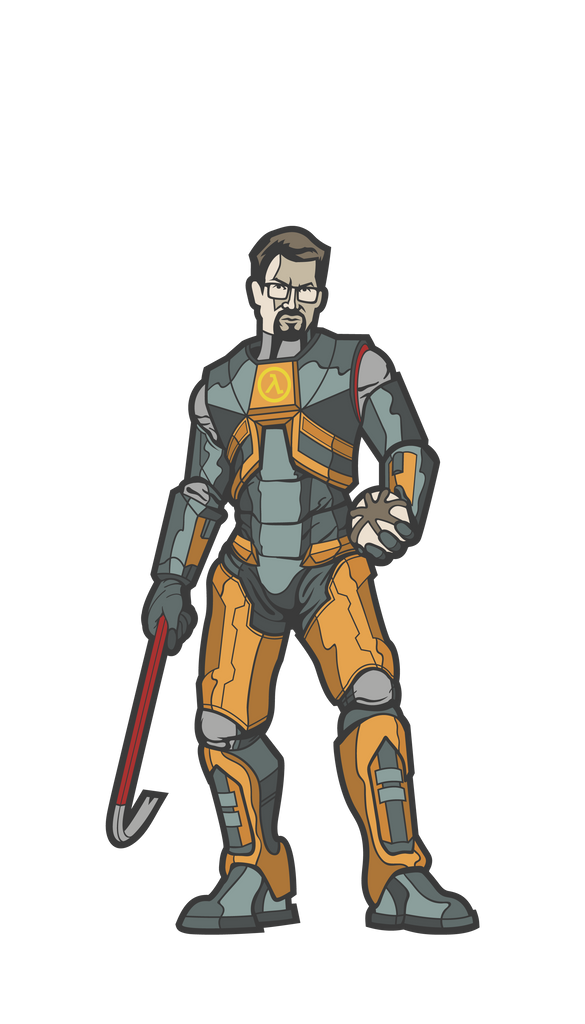 Gordon Freeman (#41)