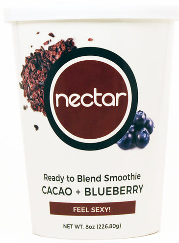 Cacao + Blueberries